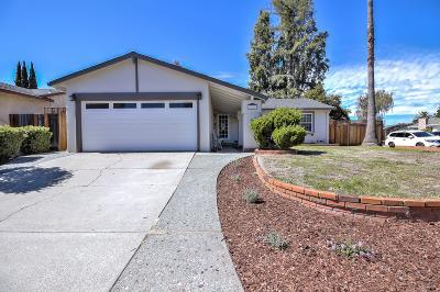 UNION CITY Single Family Home For Sale: 2743 Oak Tree Ct Ct