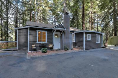 LOS GATOS Single Family Home For Sale: 20988 Sioux Trl
