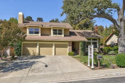 SAN JOSE Single Family Home For Sale: 1001 Mazzone Dr