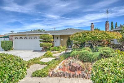 Cupertino Single Family Home For Sale: 1146 S Stelling Rd