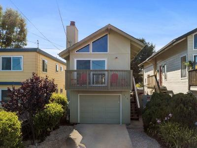 SANTA CRUZ CA Single Family Home For Sale: $1,225,000