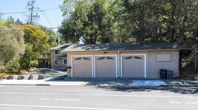 MORGAN HILL Multi Family Home For Sale: 50 W 3rd St