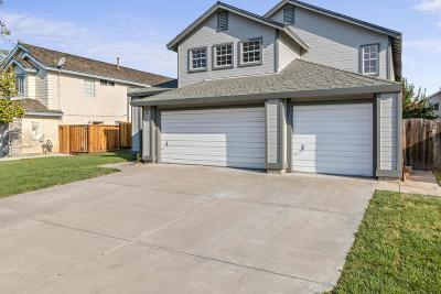 Tracy Single Family Home For Sale: 1585 Foxwood Dr