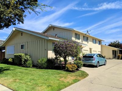 CAMPBELL Multi Family Home For Sale: 92 Fulton St