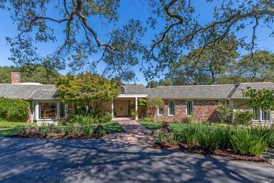 LOS ALTOS Single Family Home For Sale: 27800 Edgerton Rd