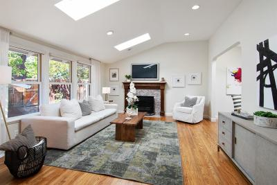 Palo Alto Single Family Home For Sale: 3097 Cowper St