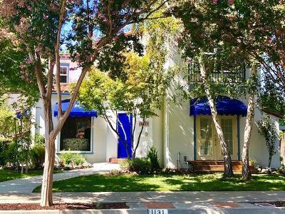 Single Family Home For Sale: 1131 Telfer Ave