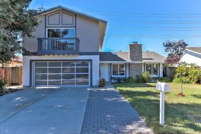 Santa Clara Single Family Home For Sale: 4728 Gillmor St