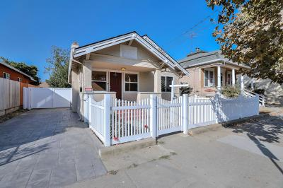 SAN JOSE Single Family Home For Sale: 689 N 13th St