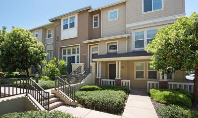 Redwood Shores Townhouse For Sale: 303 Satuma Dr
