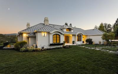 LOS ALTOS HILLS Single Family Home For Sale: 27466 Sunrise Farm Rd