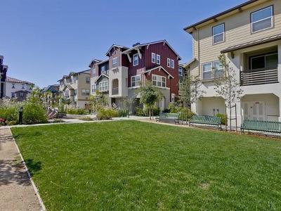 SAN JOSE Townhouse For Sale: 2035 Nola Ranch Way
