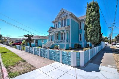 SAN JOSE Single Family Home For Sale: 101 & 115 S S. 26th St