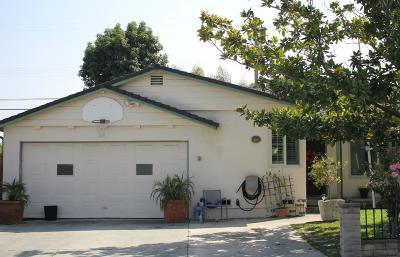 SANTA CLARA Single Family Home For Sale: 3126 San Juan Ave