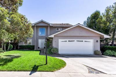 Foster City Single Family Home For Sale: 740 Matsonia Dr