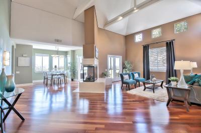 Redwood Shores Townhouse For Sale: 791 Mediterranean Ln