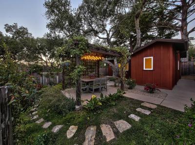 Carmel Single Family Home For Sale: 3136 Serra Ave
