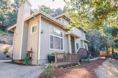 Carmel Valley Single Family Home For Sale: 19 A El Cuenco