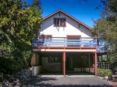 SANTA CRUZ Multi Family Home For Sale: 322 Highland Ave