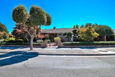 San Jose Single Family Home For Sale: 1734 Balsa Ave