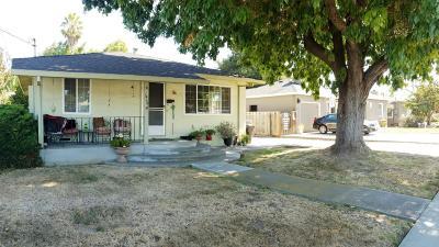 San Jose Single Family Home For Sale: 1418 Bird Ave