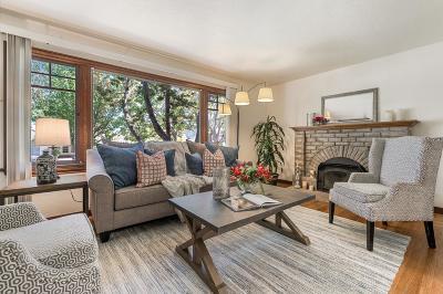 REDWOOD CITY Single Family Home For Sale: 248 Hudson St