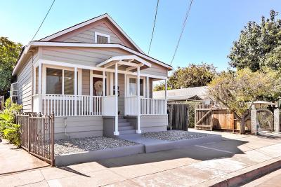 SAN JOSE Single Family Home For Sale: 1175 Palm St