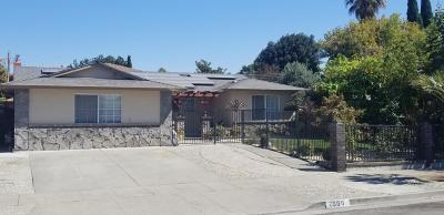SAN JOSE Single Family Home For Sale: 2660 Tilton Ct