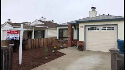 Brisbane, Colma, Daly City, Millbrae, San Bruno, South San Francisco Single Family Home For Sale: 531 D St