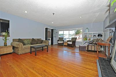 San Bruno Single Family Home For Sale: 3921 Moulton Dr