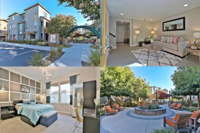 San Jose Townhouse For Sale: 2418 Stearman Ln 4