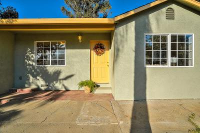 San Martin Single Family Home For Sale: 14570 Crowner Ave