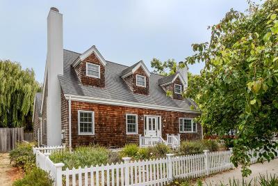 Santa Cruz County Single Family Home For Sale: 206 Lighthouse Ave