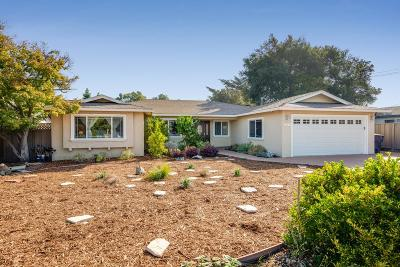 LOS GATOS Single Family Home For Sale: 1690 More Ave