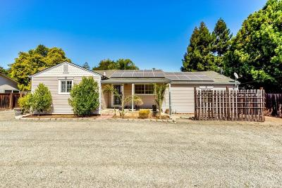 LOS GATOS Single Family Home For Sale: 14815 Los Gatos Almaden Rd