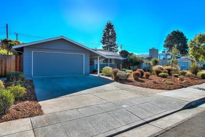 SUNNYVALE Single Family Home For Sale: 1318 Egret Dr
