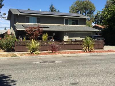 SAN JOSE Single Family Home For Sale: 769 Regent Park Dr