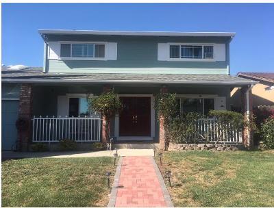 SAN JOSE Single Family Home For Sale: 3291 Selva Dr