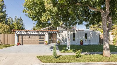 SUNNYVALE Single Family Home For Sale: 1035 W Homestead Rd