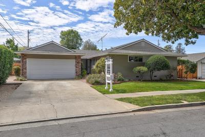 Sunnyvale Single Family Home For Sale: 1577 Coronach Ave