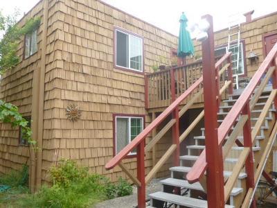 SANTA CRUZ Multi Family Home For Sale: 817 California St