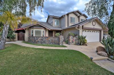 Union City Single Family Home For Sale: 32703 Dinuba Ct
