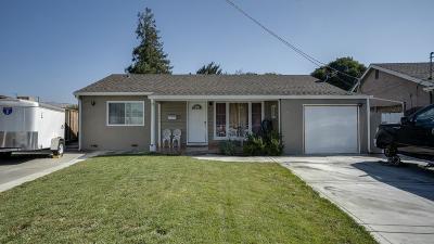 SAN JOSE Single Family Home For Sale: 10406 Nancy Ln
