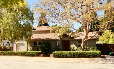 Scotts Valley Single Family Home For Sale: 413 Southwood Dr