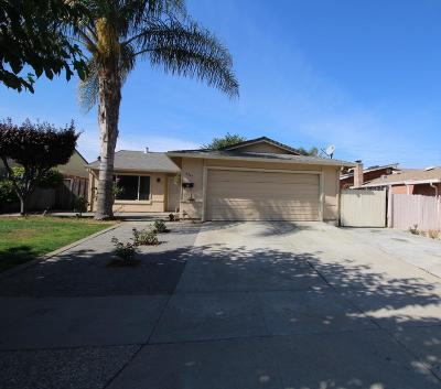 SAN JOSE Single Family Home For Sale: 3747 Corkerhill Way