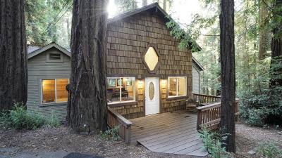 La Honda Single Family Home For Sale: 9 Sequoia Dr