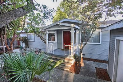 CAMPBELL Single Family Home For Sale: 346 N Central Ave B