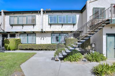SANTA CLARA Townhouse For Sale: 1031 Clyde Ave 2003