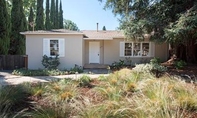 MOUNTAIN VIEW Single Family Home For Sale: 1577 Latham St
