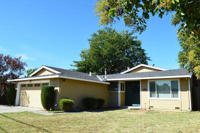 SAN JOSE Single Family Home For Sale: 5825 Snell Ave